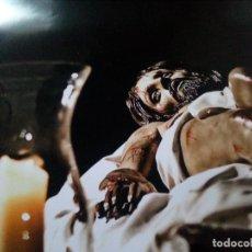 Carteles de Semana Santa: CARTEL SEMANA SANTA VALLADOLID,CRISTO YACENTE.AÑO 2011.. Lote 158980554