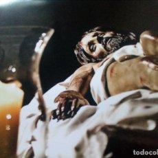 Carteles de Semana Santa: CARTEL SEMANA SANTA VALLADOLID,CRISTO YACENTE.AÑO 2011.. Lote 158980982