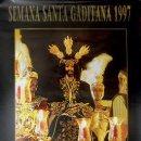Carteles de Semana Santa: CARTEL SEMANA SANTA GADITANA 1997- CARTELSSANTA-330. Lote 161235002