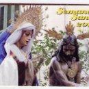 Carteles de Semana Santa: -74911 ITINERARIO Y HORARIOS SEMANA SANTA DE MALAGA, AÑO 2010, GITANOS. Lote 161286158