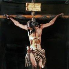 Affiches de Semaine Sainte: CARTEL SEMANA SANTA SEÑOR DE LAS AGUAS, CADIZ 2009 - CARTELSSANTA-333. Lote 161771262