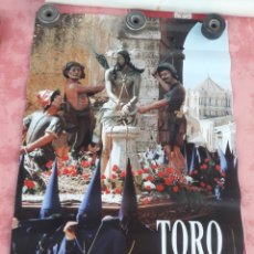 Carteles de Semana Santa: CARTEL SEMANA SANTA TORO 1994 ZAMORA POSTER. Lote 163510168