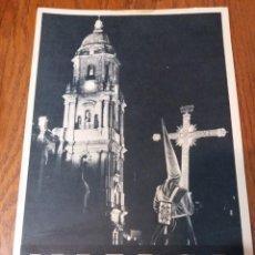 Carteles de Semana Santa: CARTEL SEMANA SANTA MÁLAGA 1964. Lote 168296520