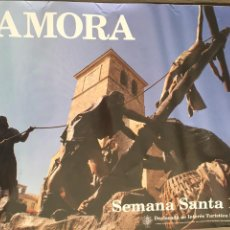 Carteles de Semana Santa: CARTEL SEMANA SANTA ZAMORA 1992. Lote 170261456