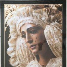 Carteles de Semana Santa: SEMANA SANTA SEVILLA. GRAN CARTEL CAJA SAN FERNANDO ESPERANZA DE TRIANA. Lote 170516370