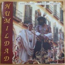 Carteles de Semana Santa: HUMILDAD REVISTA BOLETIN Nº 2 EPOCA 2ª MAYO 2004 SEMANA SANTA MALAGA - HERMANDAD COFRADIA . Lote 171740490