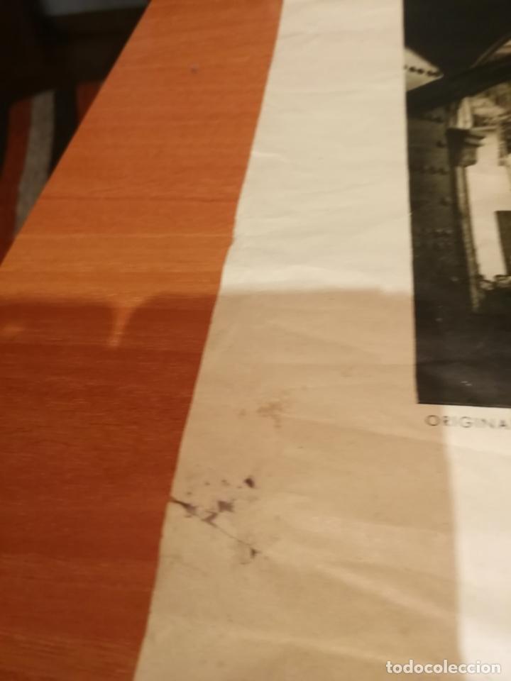 Carteles de Semana Santa: CARTEL SEMANA SANTA SEVILLA 1944 ORIGINAL FOTOGRAFO SERRANO HUECOGRABADO FOURNIER VICTORIA - Foto 6 - 172963073
