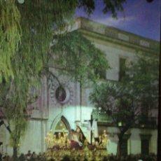 Carteles de Semana Santa: CARTEL. SEMANA SANTA JEREZ DE LA FRONTERA. MAYPA. 1992.. Lote 175162313