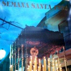 Carteles de Semana Santa: CARTEL. SEMANA SANTA. CHIPIONA. 1992.. Lote 175293220