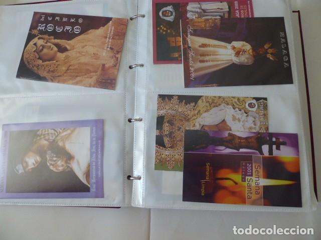 COLECCION DE ITINERARIOS DE MANO DE SEMANA SANTA DE MALAGA, 112 DIFERENTES, (Coleccionismo - Carteles Gran Formato - Carteles Semana Santa)
