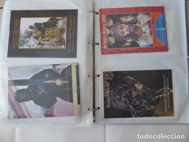 Carteles de Semana Santa: coleccion de itinerarios de mano de semana santa de malaga, 112 diferentes, - Foto 5 - 175399580