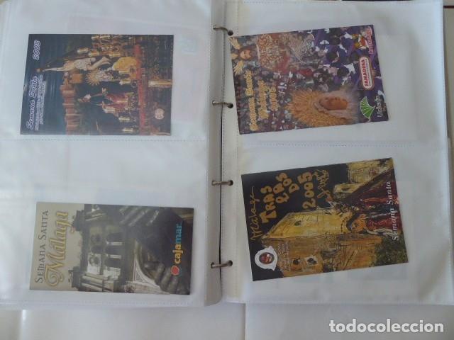 Carteles de Semana Santa: coleccion de itinerarios de mano de semana santa de malaga, 112 diferentes, - Foto 6 - 175399580