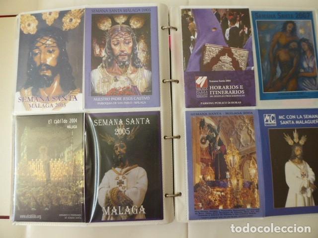 Carteles de Semana Santa: coleccion de itinerarios de mano de semana santa de malaga, 112 diferentes, - Foto 7 - 175399580