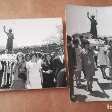 Carteles de Semana Santa: FOTOGRAFIAS PROCESION, VALENCIA DE ALCANTARA, CACERES, AÑOS 60.FOTOGRAFIA CARPINTERO. Lote 175428540