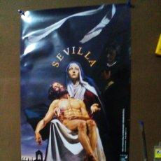 Carteles de Semana Santa: CARTEL DE SEMANA SANTA SEVILLA 2019. Lote 176943289