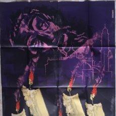 Carteles de Semana Santa: ESPECTACULAR CARTEL SEMANA SANTA JEREZ 1961. Lote 176995382
