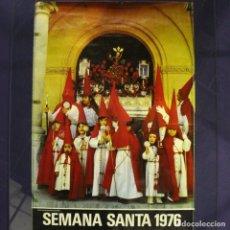 Carteles de Semana Santa: LOTE X7 CARTELES SEMANA SANTA AÑO 1976. Lote 177373622