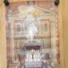 Carteles de Semana Santa: CARTEL CORONACIÓN CANÓNICA NUESTRA SEÑORA DEL VALLE - SEMANA SANTA SEVILLA - MAIRELES - AÑO 2002. Lote 177861992
