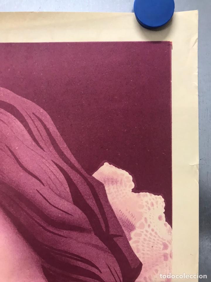 Carteles de Semana Santa: MURCIA - CARTEL DE SEMANA SANTA, AÑO 1953 - LITOGRAFIA - ILUSTRADOR: A. CARBONELL - Foto 6 - 179952131