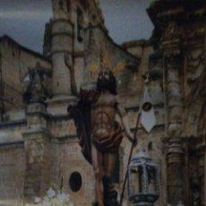 Carteles de Semana Santa: CARTEL. ......... Y RESUCITO, 1995. AUTORA: MILAGROS ROMERO LOPEZ. PUERTO DE SANTA MARIA.. Lote 181610360