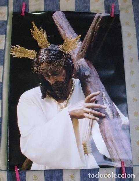 CARTEL POSTER SEMANA SANTA JESUCRISTO - JESÚS - CRISTO (Coleccionismo - Carteles Gran Formato - Carteles Semana Santa)
