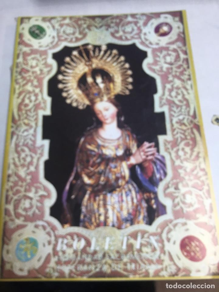 BOLETIN HERMANDAD SACRAMENTAL ESPERANZA DE TRIANA - AÑO XVIII Nº62 - ADVIENTO 1998 (Coleccionismo - Carteles Gran Formato - Carteles Semana Santa)