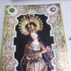Carteles de Semana Santa: BOLETIN HERMANDAD SACRAMENTAL ESPERANZA DE TRIANA - AÑO XVIII Nº62 - ADVIENTO 1998. Lote 183779177