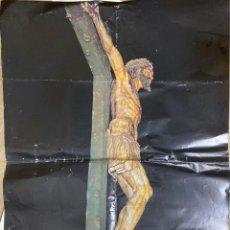 Carteles de Semana Santa: CARTEL DE SEMANA SANTA DE ZAMORA 1978. MEDIDAS APROXIMADAS: 48.5 X 70 CM.. Lote 183906632
