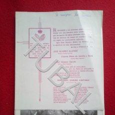Carteles de Semana Santa: TUBAL HERMANDAD SALUD REFUGIO SAN BERNARDO 1967 ENVIO 1 € 2019 B14. Lote 187226243