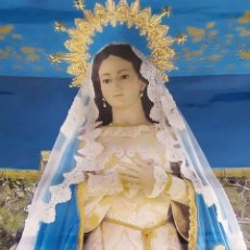 Carteles de Semana Santa: 2007 CARTEL PUBLICITARIO GRAN FORMATO SEMANA SANTA JUMILLA VIRGEN DE LA FUENSANTA. Lote 191383310