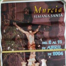 Carteles de Semana Santa: 2004 CARTEL PUBLICITARIO GRAN FORMATO SEMANA SANTA . Lote 191383595