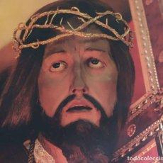 Carteles de Semana Santa: 2002 CARTEL GRAN FORMATO SEMANA SANTA SALZILLO ORIHUELA JESUS CAIDA SIGLO XVIII COFRADIA DEL ERDON. Lote 191390723