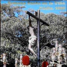 Carteles de Semana Santa: CARTEL SEMANA SANTA EN LA VIÑA, CADIZ 1989 - CARTELSSANTA-360. Lote 194397276