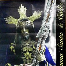 Carteles de Semana Santa: CARTEL SEMANA SANTA DE CADIZ 2018 - CARTELSSANTA-365. Lote 194571380
