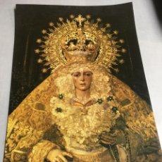 Carteles de Semana Santa: CARTEL SEMANA SANTA - VIRGEN MACARENA - SEVILLA - 21X30CM. Lote 194653585