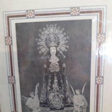 Carteles de Semana Santa: CARTEL RELIGIOSO DE NUESTRA SEÑORA DE LA SOLEDAD (PATRONA DE NULES). Lote 200254705