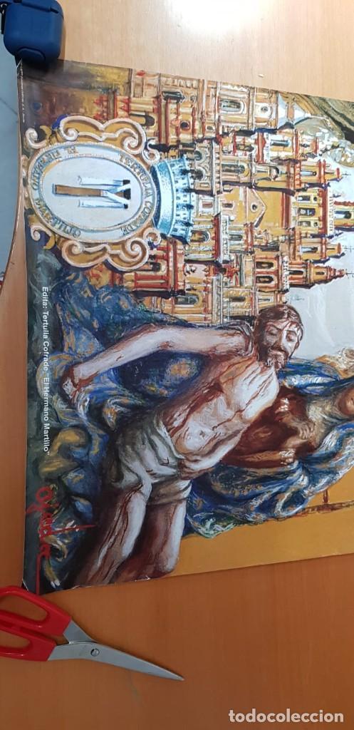 Carteles de Semana Santa: CARTEL SEMANA SANTA ÉCIJA 1994. ORIGINAL. BUEN ESTADO. - Foto 6 - 202412177