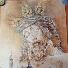 Carteles de Semana Santa: CARTEL SEMANA SANTA SEVILLA 1994. ORIGINAL.. Lote 202413338