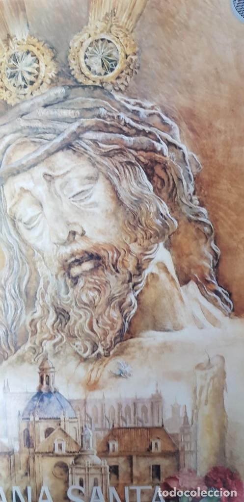 Carteles de Semana Santa: CARTEL SEMANA SANTA SEVILLA 1994. ORIGINAL. - Foto 4 - 202413338