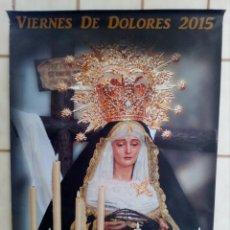 Carteles de Semana Santa: CARTEL SEMANA SANTA - LOTE 29 - 70X50 APROXIMADAMENTE. Lote 210116345