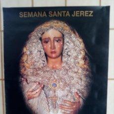 Carteles de Semana Santa: CARTEL SEMANA SANTA - LOTE 33 - 70X50 APROXIMADAMENTE. Lote 210116516