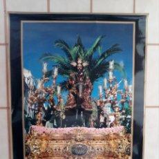 Carteles de Semana Santa: CARTEL SEMANA SANTA - LOTE 34 - 70X50 APROXIMADAMENTE. Lote 210116562