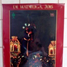 Carteles de Semana Santa: CARTEL SEMANA SANTA - LOTE 35 - 70X50 APROXIMADAMENTE. Lote 210116607
