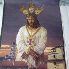 Carteles de Semana Santa: COLECCION DE 11 CARTELES CAUTIVO, DE LA SEMANA SANTA DE MALAGA. Lote 216767683