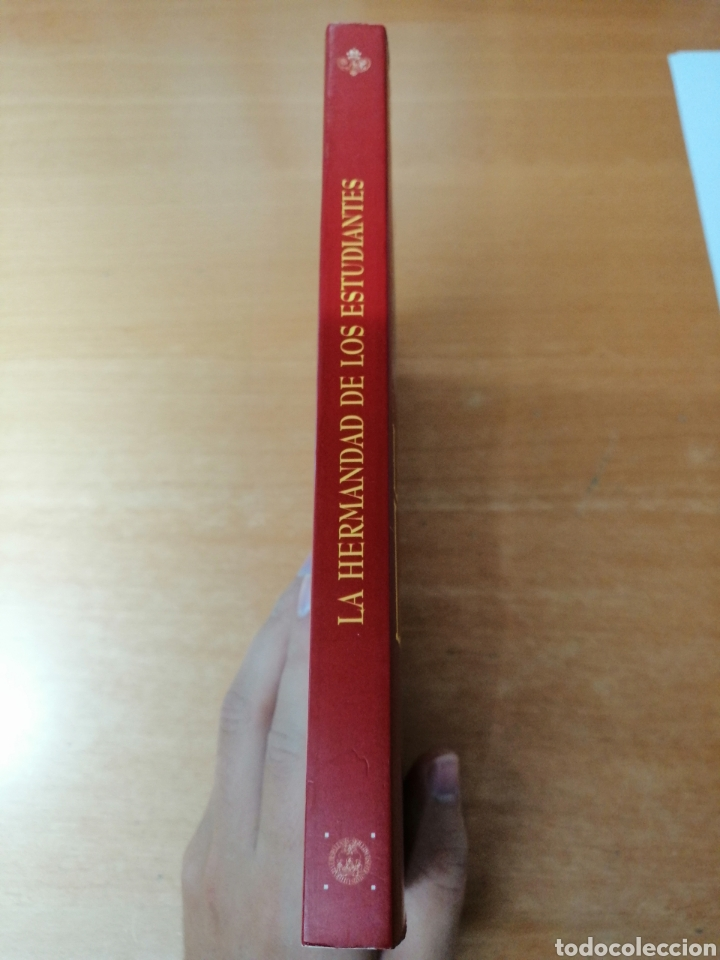 Carteles de Semana Santa: LIBRO HERMANDAD DE LOS ESTUDIANTES SEVILLA. SEMANA SANTA. HISTORIA - Foto 3 - 217586853