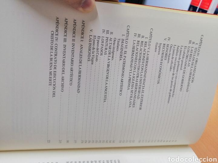 Carteles de Semana Santa: LIBRO HERMANDAD DE LOS ESTUDIANTES SEVILLA. SEMANA SANTA. HISTORIA - Foto 6 - 217586853