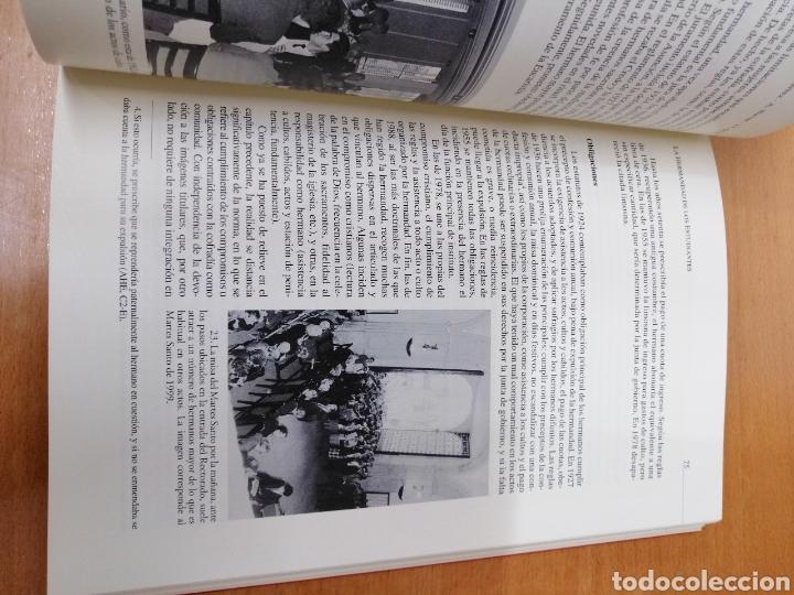 Carteles de Semana Santa: LIBRO HERMANDAD DE LOS ESTUDIANTES SEVILLA. SEMANA SANTA. HISTORIA - Foto 10 - 217586853