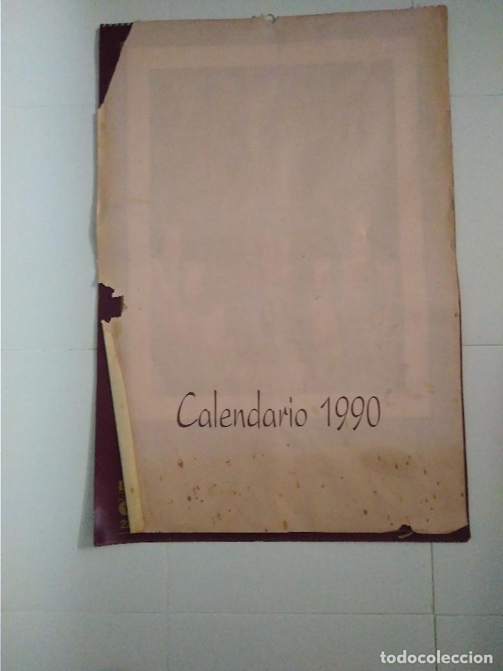 Carteles de Semana Santa: Semana Santa Sevilla Calendario Pared 1990 13 laminas color - Foto 13 - 218250673