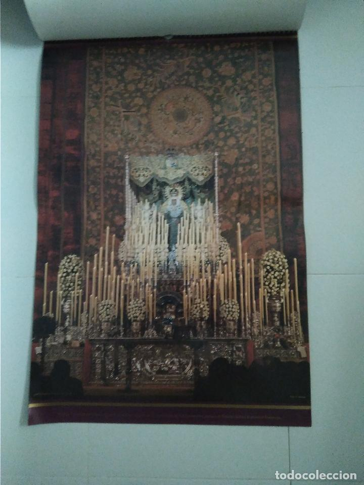 SEMANA SANTA SEVILLA CALENDARIO PARED 1990 13 LAMINAS COLOR (Coleccionismo - Carteles Gran Formato - Carteles Semana Santa)