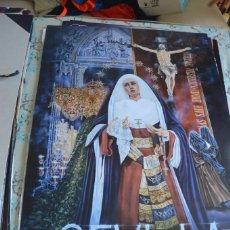 Carteles de Semana Santa: CARTEL SEMANA SANTA SEVILLA. Lote 218905220